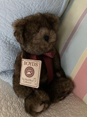 Boyd teddy bear adorable for Sale in Newport News, VA