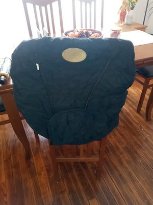 Cozy cover car seat cover for babies for Sale in Alton, IL