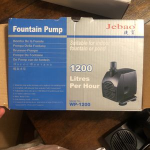 Water Pump ( Fountain Pump) for Sale in Los Angeles, CA