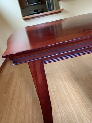 Dining room table for Sale in Woodway, WA