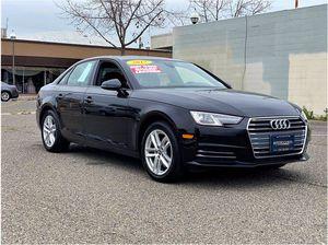 2017 Audi A4 for Sale in Merced, CA