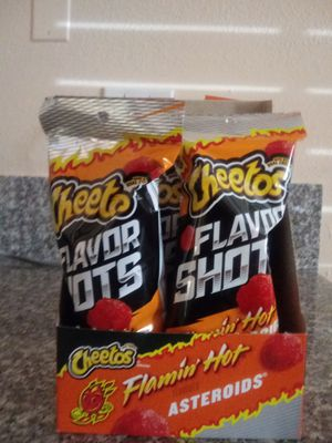 CHEETOS FLAMIN HOT ASTEROIDS for Sale in Whittier, CA