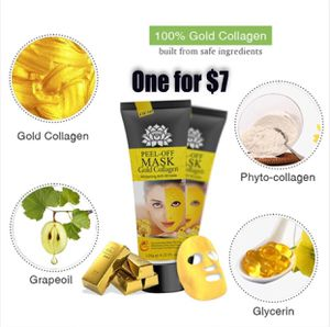 Face gold mask for Sale in Dearborn, MI