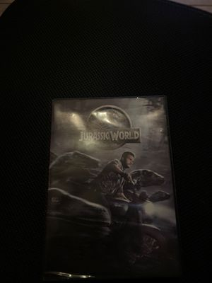Jurrasic World DVD Movie Película Jurrasic World for Sale in Huntington Park, CA