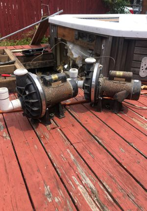 Hot tub pumps for Sale in Dearborn, MI