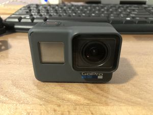 GoPro Hero 6 Black - with Accessories for Sale in Yonkers, NY