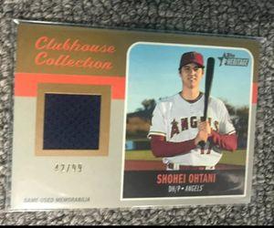 Baseball card lot for Sale in La Puente, CA