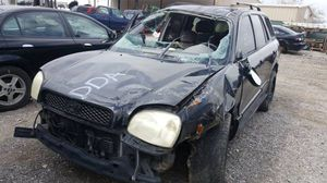 2003 Hyundai Santa Fe @ U-Pull Auto Parts 047286 for Sale in Las Vegas, NV