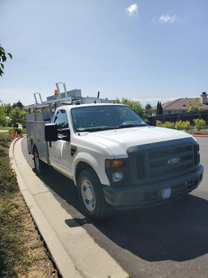 2008 FORD F350 UTILITY SERVICE TRUCK for Sale in Hayward, CA