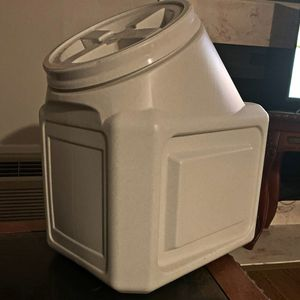 Pet Food Container for Sale in Norman, OK