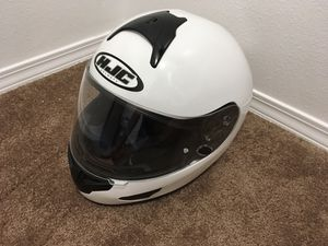 HJC motorcycle bike helmet for Sale in Puyallup, WA