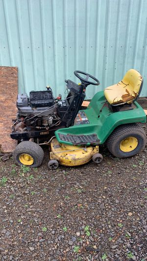 John Deere tractor mower for Sale in Hillsboro, OR