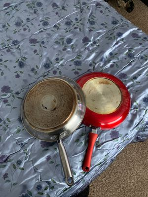 """Two frying pans 12"""" for Sale in Kenmore, WA"""