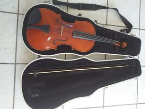Strobel violin w case for Sale in Tampa, FL