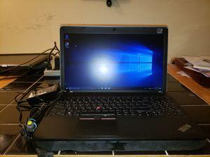 """Lenovo ThinkPad E535 15.6"""" Laptop AMD A4 2.50GHz 8GB 500GB hdmi webcam - $110 (plantation) for Sale in Plantation, FL"""