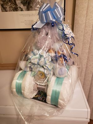 Made to order Diaper cakes for Sale in Wichita, KS