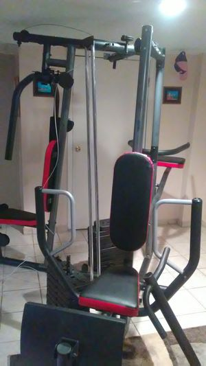 Weider Pro 4850 home gym for Sale in Lincoln Park, MI
