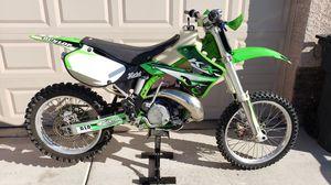Kawasaki KX 250 Dirtbike for Sale in Yuma, AZ