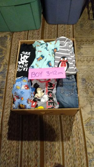 Boys clothes ( size 3m-12months) 75+ pieces for Sale in Riverside, CA