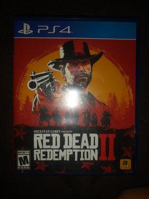 Read dead 2 for Sale in Tulare, CA