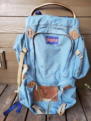 Vintage Jansport external frame hiking backpacking backpack. for Sale in Hillsboro, OR