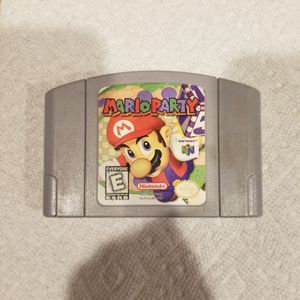 Mario Party For Nintendo 64 for Sale in Brooklyn, NY