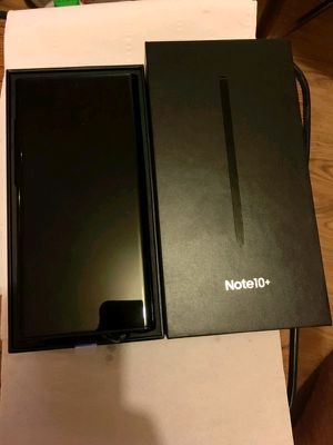 Samsung Galaxy Note 10+ (Aura Black) for Sale in Bowie, MD