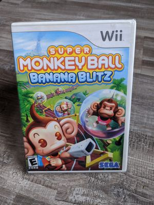 Super MonkeyBall Nintendo Wii for Sale in Fontana, CA