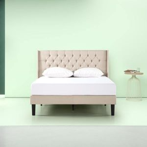 New king size bed frame with mattress tax included free delivery for Sale in Hayward, CA
