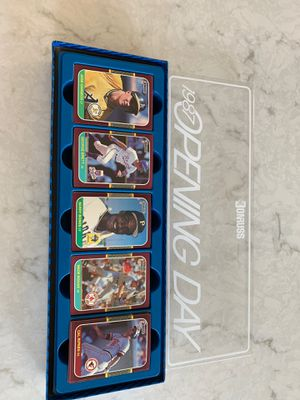 1987 Donruss Opening Day complete set baseball cards for Sale in Laguna Niguel, CA