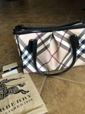 Burberry Handbag for Sale in Monrovia, CA