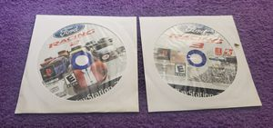 FORD RACING 2 & 3 PS2 GAME DISC ONLY COMBO for Sale in Missouri City, TX
