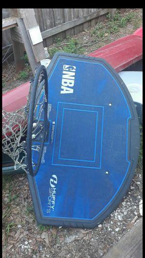 Basketball hoop for garage for Sale in Brandon, FL