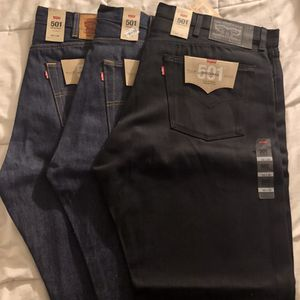 Levi's 501 New & Barely Used (Like New) for Sale in San Jose, CA