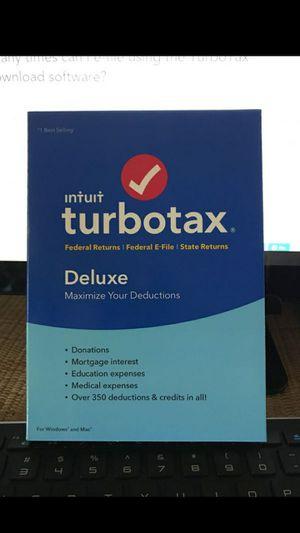 TURBO TAX for Sale in Bellevue, WA