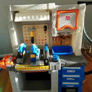 Step2 Kids Workbench for Sale in Newport News, VA