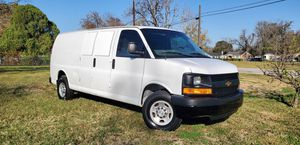 Chevy Van Express 2500 Long Van New Rebuilt Transmission 1 Owner Hablo Español for Sale in Houston, TX