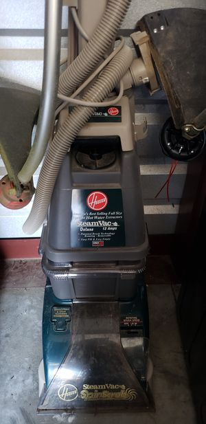Carpet shampooing and vacuum for Sale in Longmont, CO