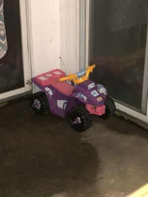 Power wheel for Sale in Akron, OH