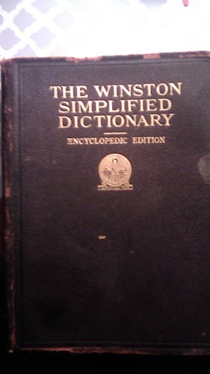 1930s Winston dictionary for Sale in PA, US
