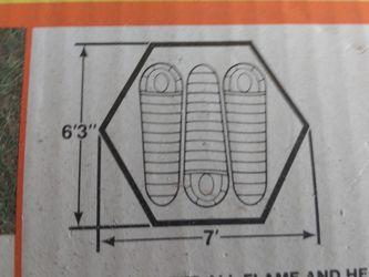 TENT Dome, 3 Person Camping Tent. for Sale in La Mirada,  CA