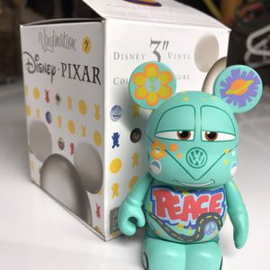 "Disney Vinylmation Pixar 3"" Series #1 Fillmore Cars Collectible Figure for Sale in Glendale, CA"