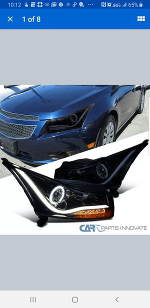 2013 Chevy Cruze Halo projector headlight led for Sale in Lemon Grove, CA