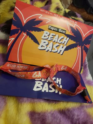 Beach Bash 2 GA passes $160 for Sale in Colton, CA