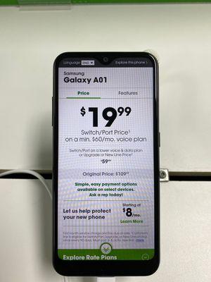 Samsung A01 for Sale in Amarillo, TX