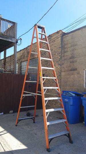 A frame ladder-01-41200-00 Husky. Or best offer for Sale in Chicago, IL
