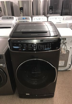 DISCOUNTED SAMSUNG 6.0 cu ft flex washer for Sale in Houston, TX