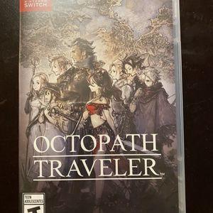 Octopath Traveler (BRAND NEW) for Sale in Glendale, AZ