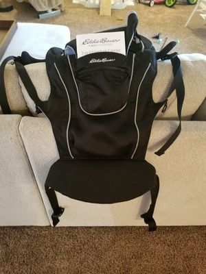 Eddie Bauer baby/child 3 in 1 comfort carrier, new for Sale in Gig Harbor, WA