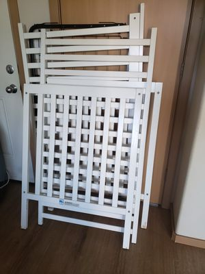 White baby crib for Sale in Vancouver, WA